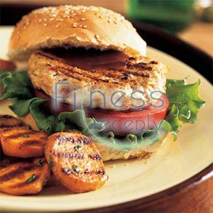 Morčacie hamburgery