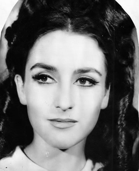 Angelica Maria, Jewish-Mexican Actress; super famous in Mexico for her numerous film, theatre and music talent....