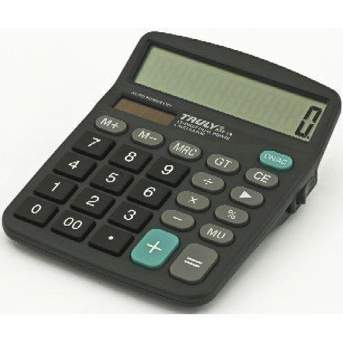 Asztali nagy számológép 1 2 karakteres Truly 837A-12 Ft Ár 1,539