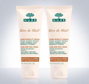 Rêve de Miel® Hand and Nail Cream