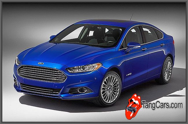 ford fusion hybrid facts