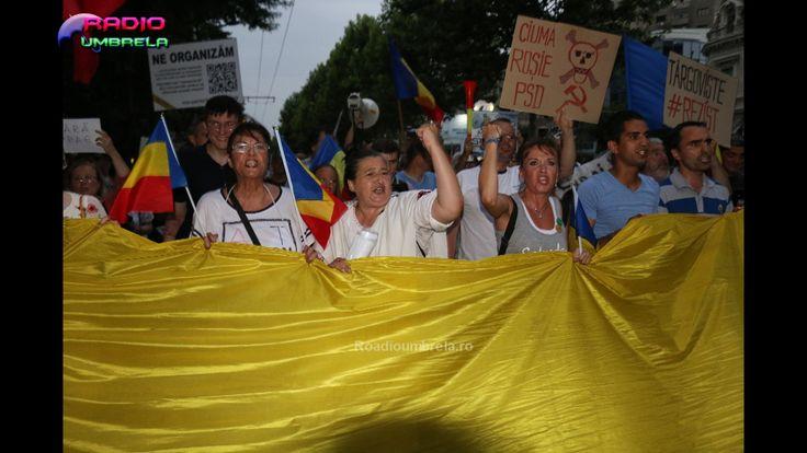 PROTEST de Strada 2 iulie 2017-Radioumbrela.ro 2