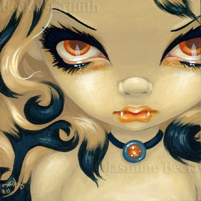 Faces of Faery #101 - Strangeling: The Art of Jasmine Becket-Griffith