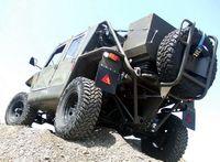 Israel light reconnaissance vehicle zibar