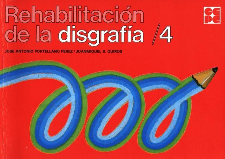 Rehabilitacion de La Disgrafia 4 - Parcial