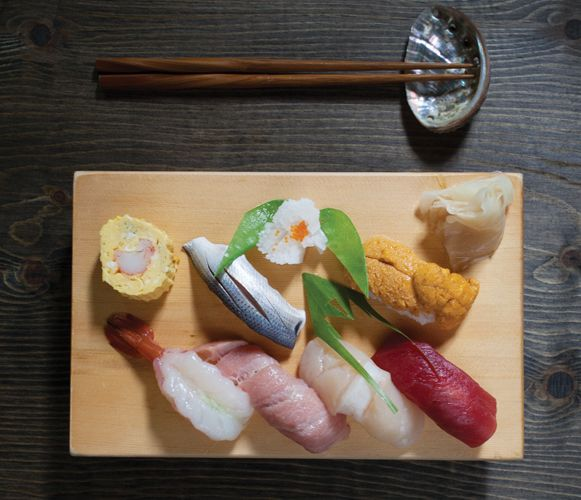 9 best hawaii food scene images on pinterest scene for Aloha asian cuisine sushi