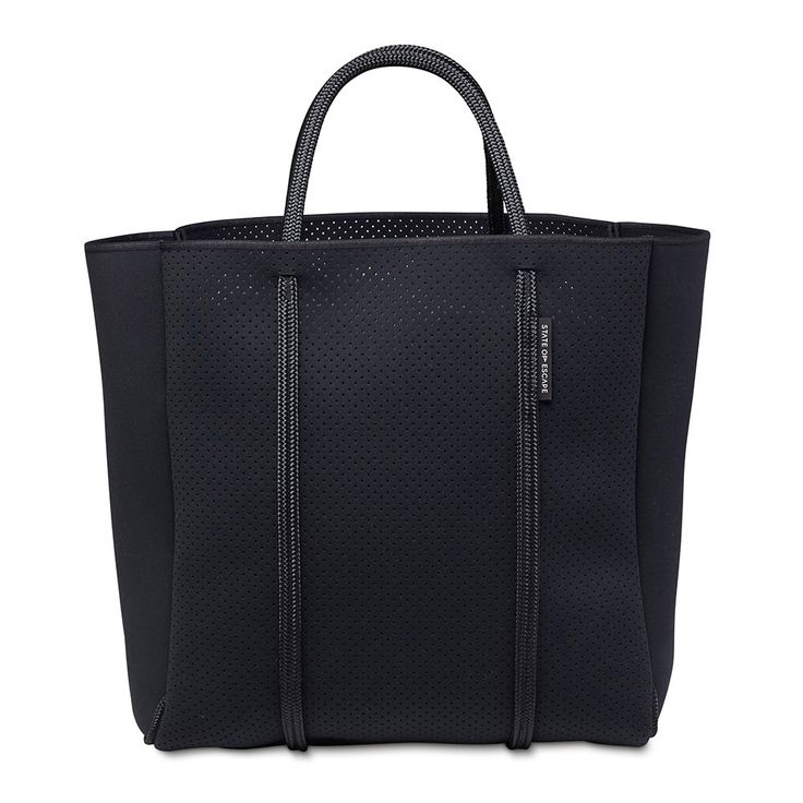 NEW: CITYSCAPE MARK II bag in black from State of Escape
