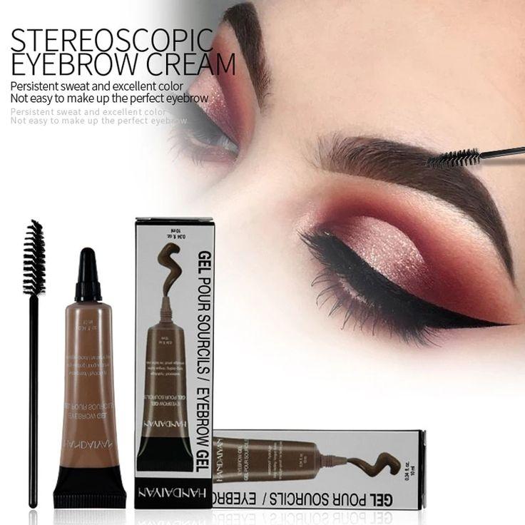 Henna Tattoo Pen Kit: Microblading Eyebrow Tattoo Pen Makeup Henna Eyebrow Gel 6