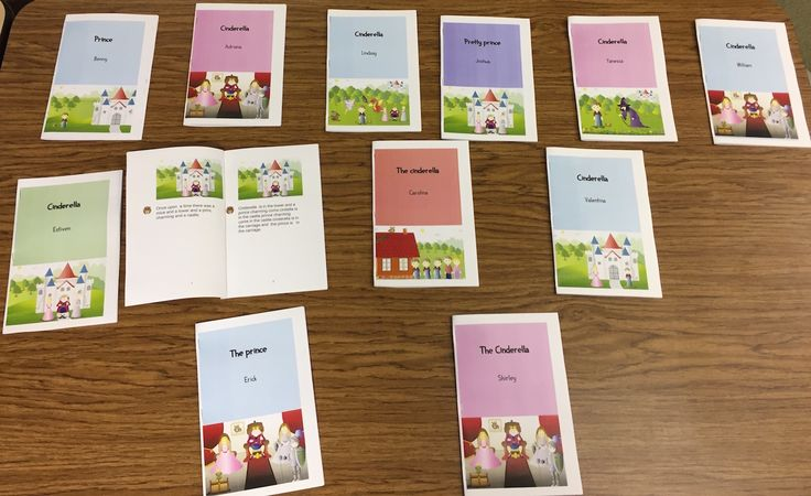 fairytale booklets, reading, writing, literacy, teaching, ed tech