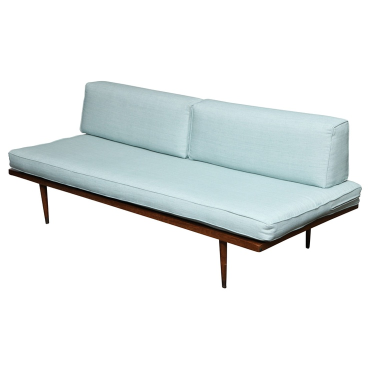 Danish Day Bed in Duck Egg