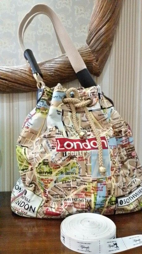 Bucket Bag London