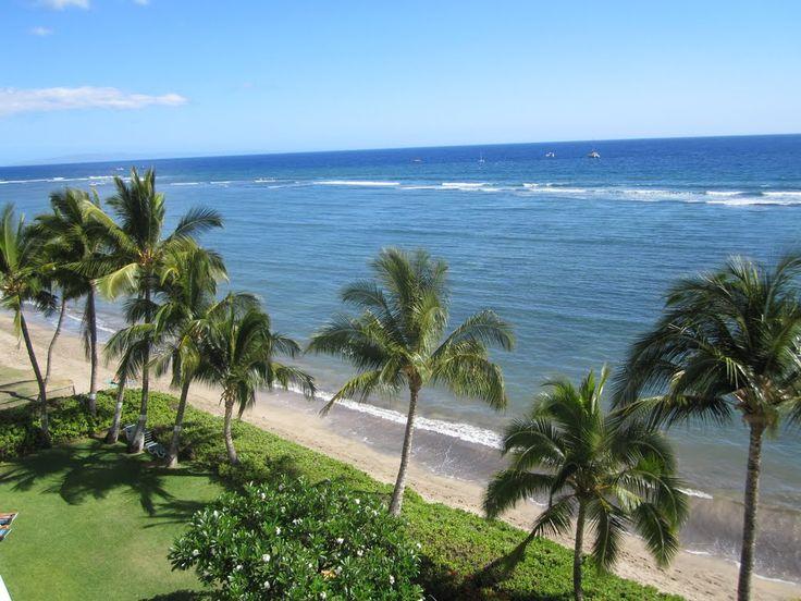 Lahaina Shores, Lahaina, Maui, Hawaii