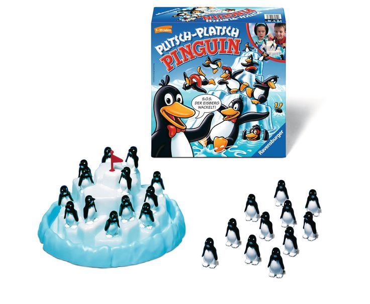 Plitsch-Platsch Pinguin - Bild 6 - Klicken zum Vergößern