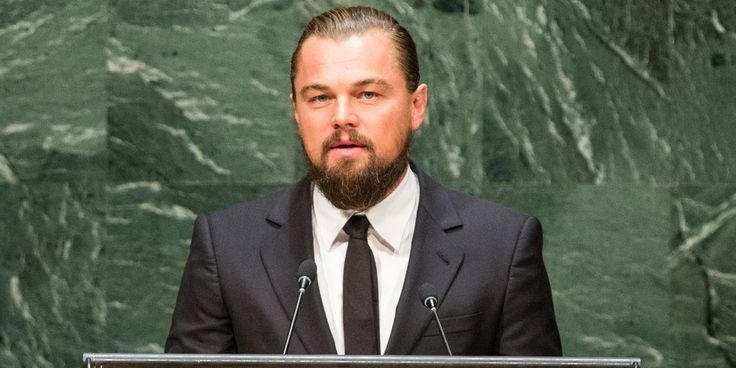 Leonardo DiCaprio Speaks with Donald Trump About Climate Change