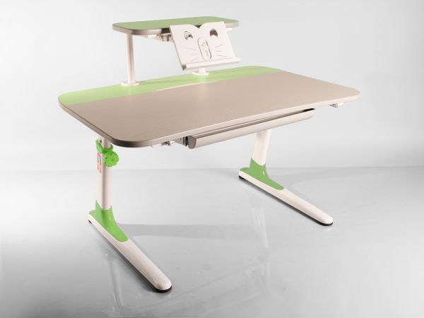 Детский стол Mealux BD-104 Z, зеленый ― ИМ Топик
