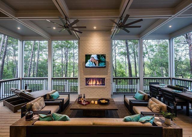Sunroom Inside Wrap Around Porch House With Porch Screened Porch Designs Porch Design