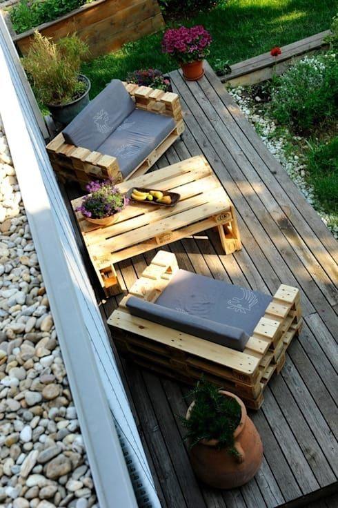 23 günstige Ideen für deine Terrasse | Die schönsten DIY Ideen ...