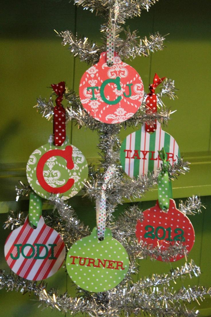 Uncategorized Make Personalized Christmas Ornaments personalized christmas ornament family of 4 building snowman magnet ornaments