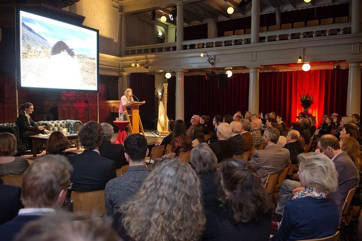 Een volle zaal tijdens de lancering van Hollands Diep. ©Geert Snoeijer