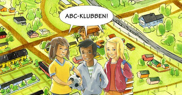 ABC-klubben - Den magiska kulan är en pedagogisk app som stimulerar och tränar barnets läs- och skrivinlärning. Svenskt tal. I ABC-klubben från Natur & Kul