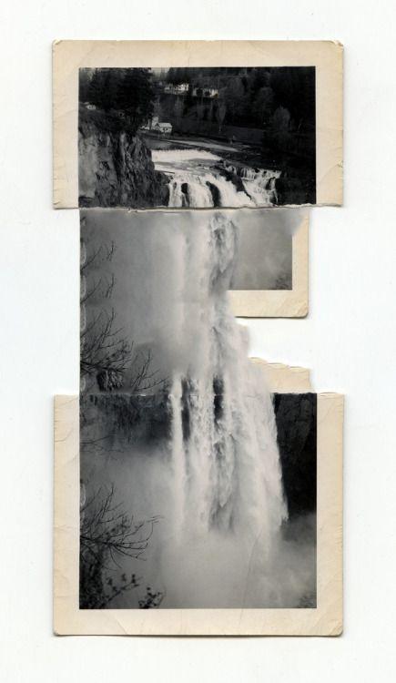 nearlya: Joe Rudko. 2012, found photograph, digital manipulation