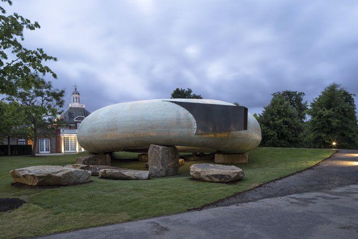 Serpentine Pavilion por Smiljan Radic / Imágenes de Danica O. Kus,© Danica O…