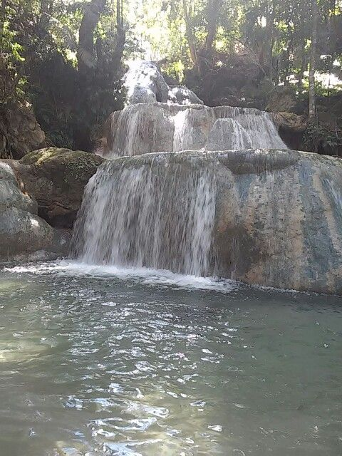 Oehala fountain..So'e..NTT