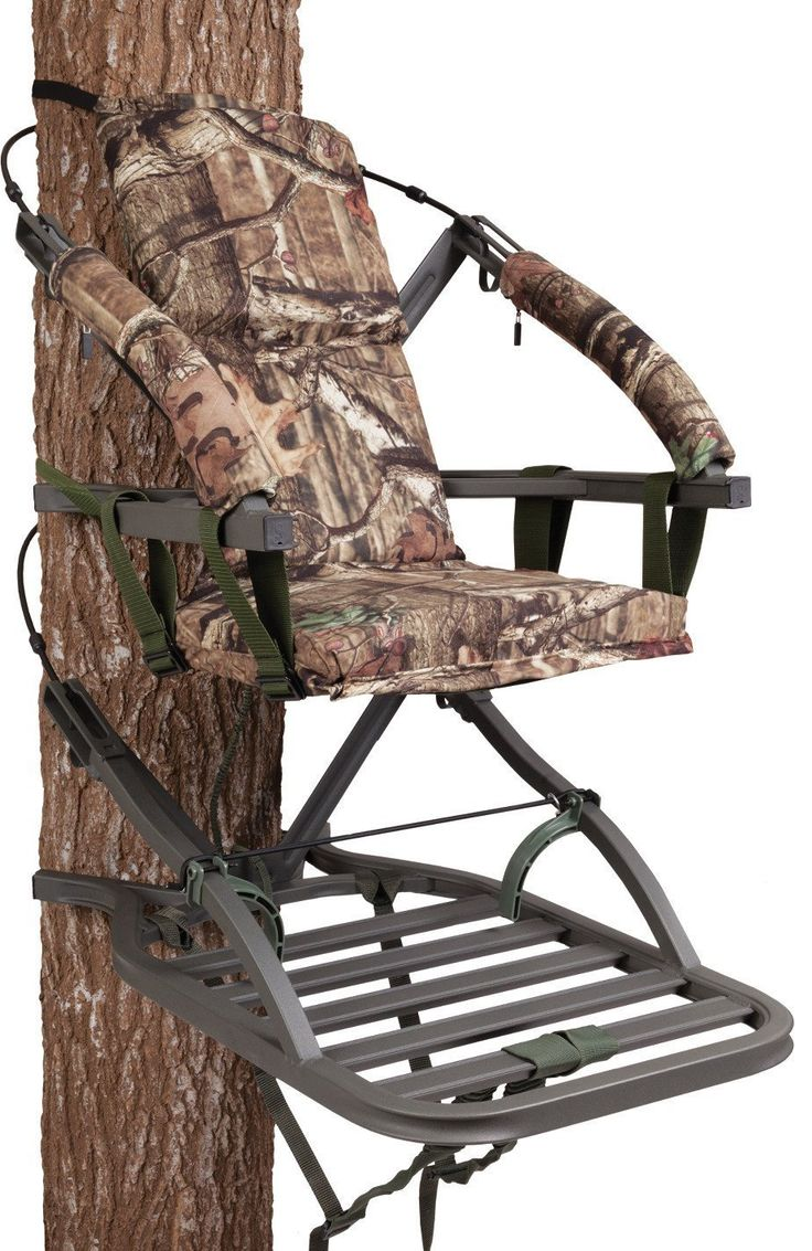 Bow hunting chair - Summit Treestands Cobra Sd Climbing Treestand Mossy Oak Description Designed To Provide Bow Hunters With The Ultimate Sit And Shoot Treestand