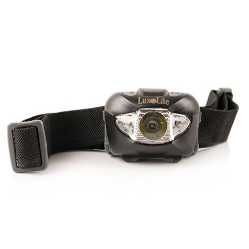 LED Headlamp Flashlight with Red Light  Brightest Headlight for Camping Hiking Running Backpacking Fishing Hunting Walking Reading  Waterproof Headlamps  Best Work Head Lamp Light with Batteries * You can get additional details at the image link.