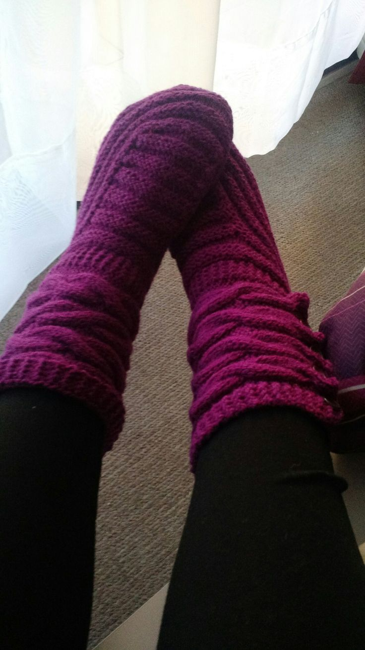 Calcetas de lana