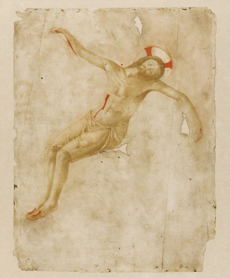 Fra Angelico, The Dead Christ
