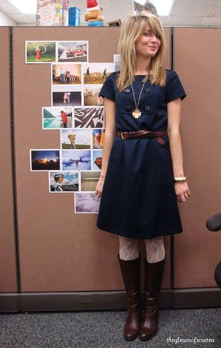 1000+ images about What to wear with a navy dress on ...