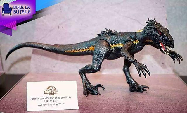 Jurassic World FVW27 indoraptor Dinosaure