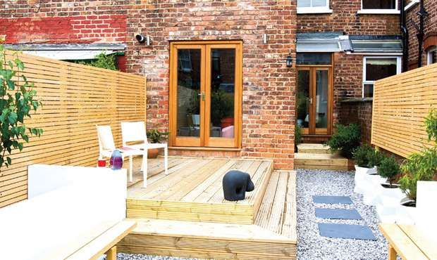 Transforming a derelict terraced house   Real Homes