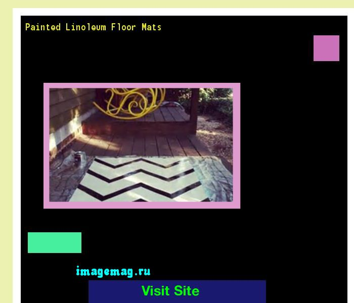 Painted Linoleum Floor Mats 092413 - The Best Image Search