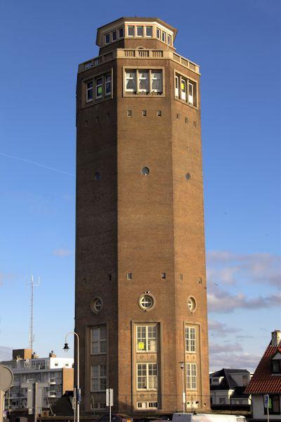 Watertoren Zandvoort (Westerparkstraat)