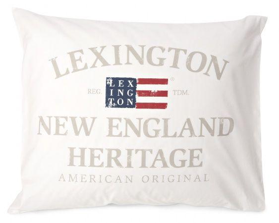 Lexington Authentic Printed Pillowcase - Lexington Company.  JR