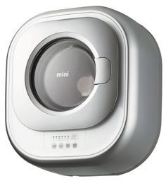 Washing machine on the wall (3kg) - good for kid's laundry