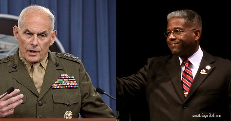 """Allen West: Here's what being """"chief of staff"""" means in the military"""