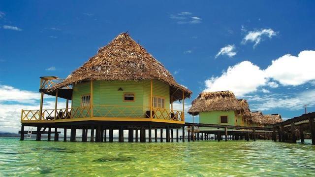 コロン島(パナマ)