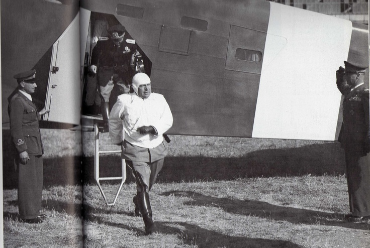 Benito Mussolini giugno 1942