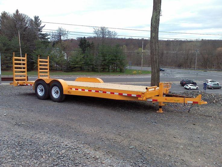 2015 doolittle utility trailer 14000 lb gvw 20 length
