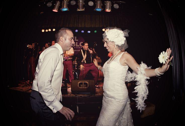 que empiece el baile!! SIZEPHOTO, fotógrafo barcelona, reportaje de boda