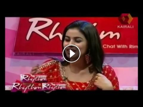 Rhythm Shamna Kasim | 7th September 2013 | Part 2