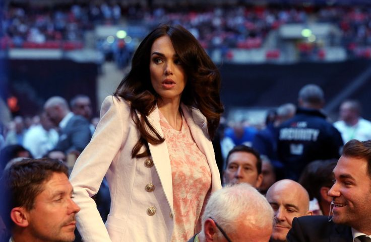 Tamara Ecclestone Photos: Carl Froch v George Groves - IBF & WBA World Super Middleweight Title Fight