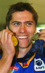Simon Black - Norm Smith Medallist 2003