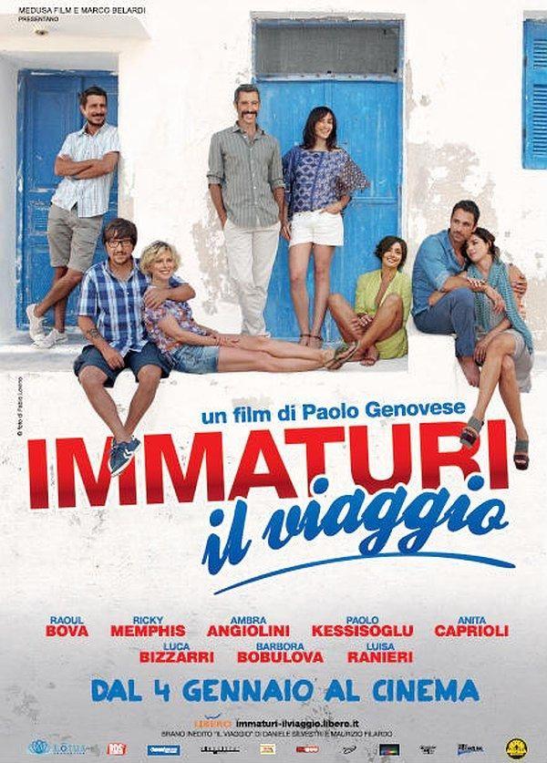 Immaturi - Il viaggio (2012)