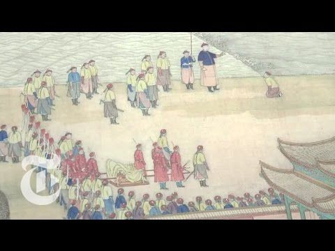 Arts: Ancient Chinese Art | The New York Times - YouTube