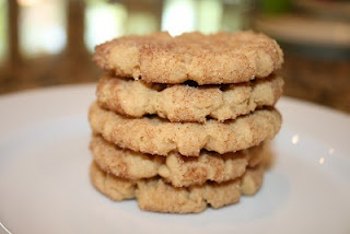 Peanut Butter Cookies with Homemade Honey Roasted Peanut Butter...a ...