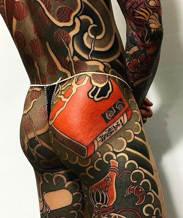 1002 Best Japanese Full Body Tattoo Images On Pinterest: Best 25+ Japanese Back Tattoo Ideas On Pinterest